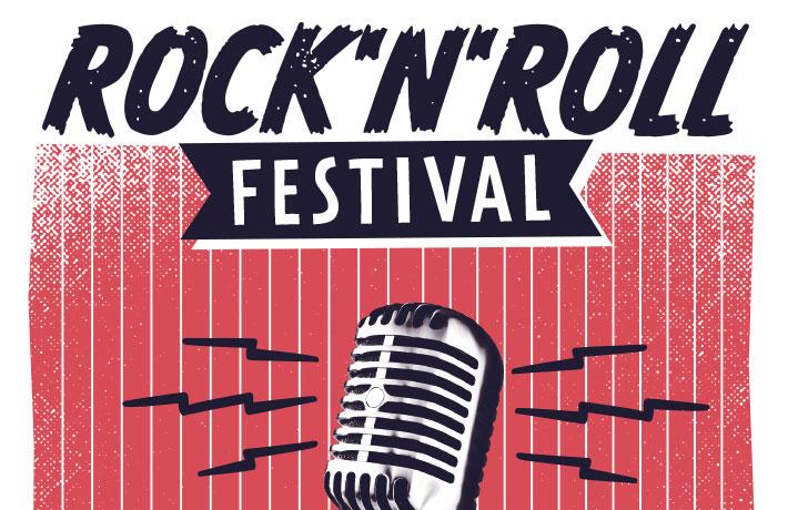 Frisch bestätigt: Rock'n'Roll Festival